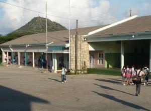 aruba schoolbezoek