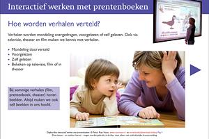 interactief werken met prentenboeken